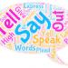 Speech Verbs